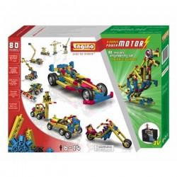 7291 LEGO Oranje motor