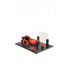 Eitech C64 Graafmachine en Jeep
