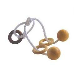 Eureka mini string puzzel
