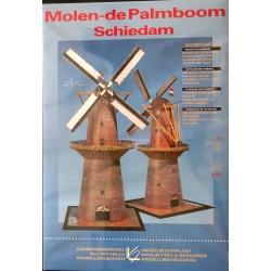 Bouwplaat Molen - De...