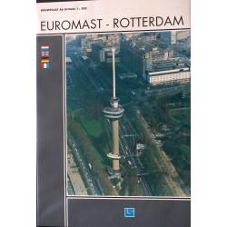 Bouwplaat Euromast Rotterdam