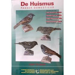 Bouwplaat De Huismus...