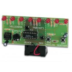 WSL109 Looplicht met 8 LEDs