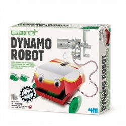 4M Dynamo Robot
