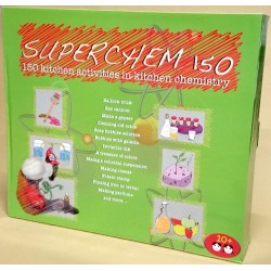 Go science SUPER CHEMISTRY 150