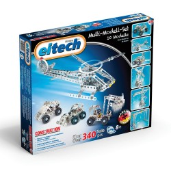 C300 Eitech 10 modellen set