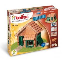 T4210 Teifoc Huis met dakpanen