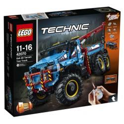 LEGO 42070 AllTerrain 6x6...