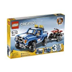 5893 LEGO Pick-up met...