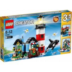 31051 LEGO Vuurtoren