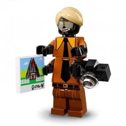 LEGO Graafmachine met laadbak