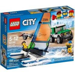 60149 LEGO Catamaran