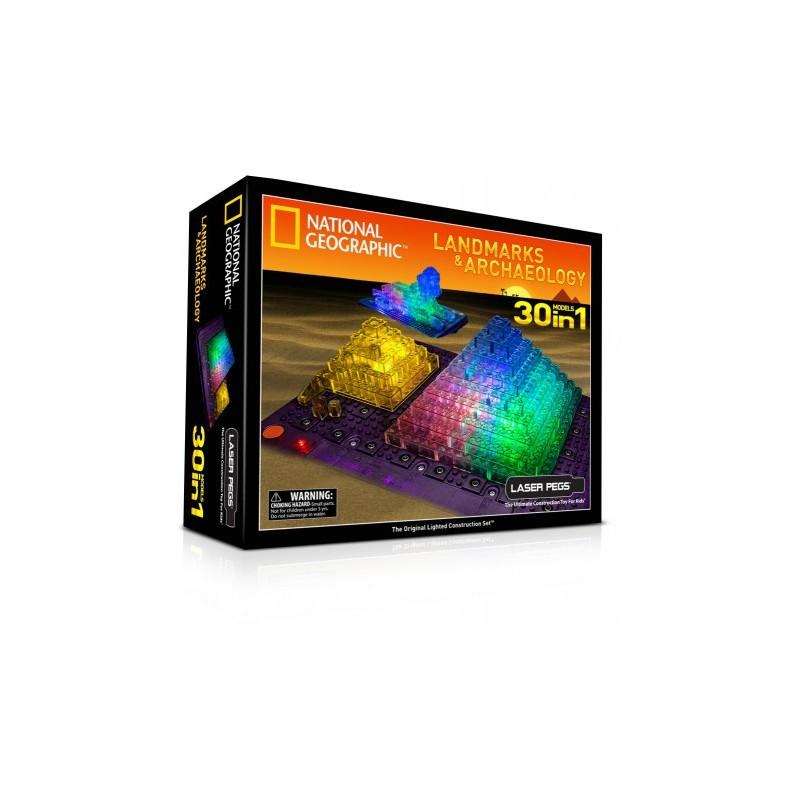 5893 LEGO Pick-up met aanhanger