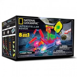 Laser Pegs 8 in 1 National...