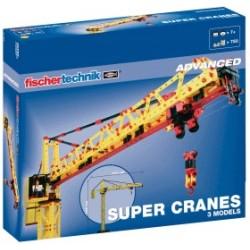 Fischer Technik Super Cranes