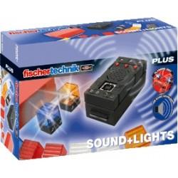 Fischer Technik Sound + Lights