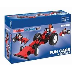 Fischer Technik Fun Cars