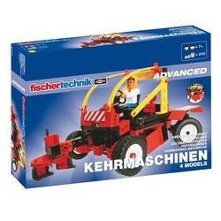 Fischer Technik Sweepers