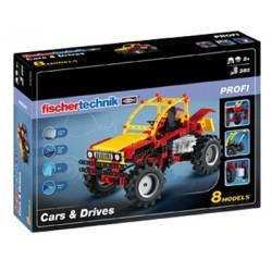 Fischer Technik Cars & Drives