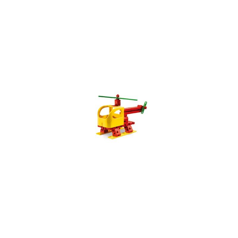 blikken Flying Hops vliegtuig