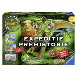 ScienceX Expeditie prehistorie