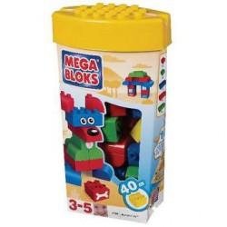 Mega Bloks 40 pcs