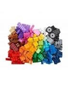 LEGO creator, classic en losse stenen