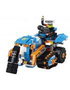 Bouwstenen en bricks van LEGO en andere kwaliteits merken
